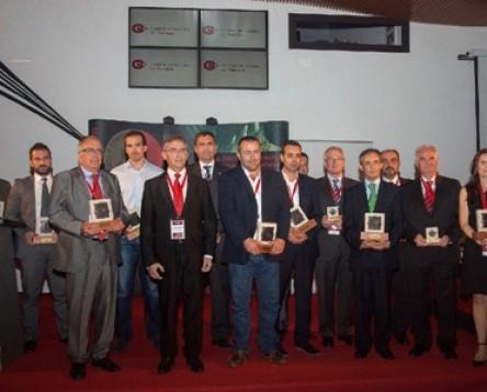 Imatge de la noticia El grup d'empreses de la fruita dolça de la Ribera d'Ebre, guardonat amb el Premi Cambra 2014 a la millor estratègia i iniciativa