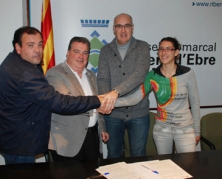 Imatge de la noticia El Consell Comarcal de la Ribera d'Ebre i Creu Roja amplien el servei de teleassistència domiciliària