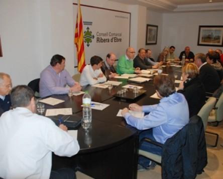 Imatge de la noticia El Consell Comarcal de la Ribera d'Ebre aprova la seva adhesió al Consorci de Polítiques Ambientals de les Terres de l'Ebre (COPATE)