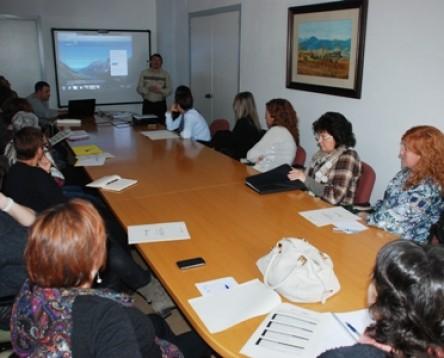 Imatge de la noticia El departament d'informàtica del Consell Comarcal de la Ribera d'Ebre imparteix formació als secretaris i interventors sobre la facturació electrònica