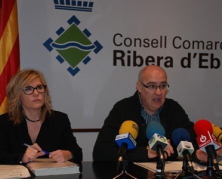 Imatge de la noticia L'any 2015 el projecte Ribera d'Ebre VIVA-Treball a les 7 comarques invertirà més de 380.000 euros per dinamitzar l'activitat econòmica i generar ocupació