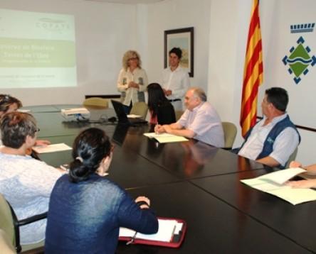 Imatge de la noticia El Consell Comarcal de la Ribera d'Ebre acull una sessió informativa sobre la marca EbreBiosfera i el seu procediment d'adhesió