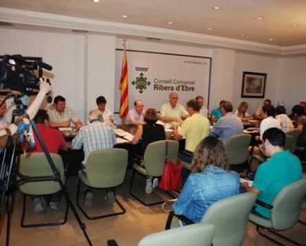 Imatge de la noticia El ple del Consell Comarcal de la Ribera d'Ebre aprova les bases per a la concessió d'ajuts per a l'assistència a les llars d'infants i l'adquisició de llibres escolars