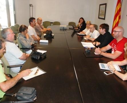 Imatge de la noticia Comença el pla d'ocupació Ribera d'Ebre 2015