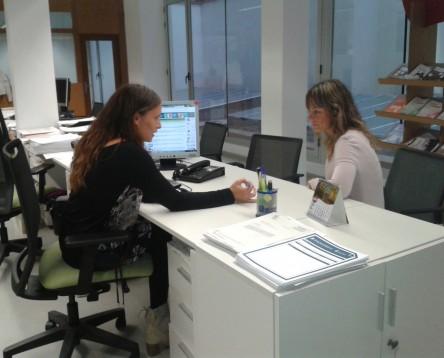 Imatge de la noticia Augmenten un 7,5% les consultes resoltes des de l'Oficina de Consum de la Ribera d'Ebre durant el 2016