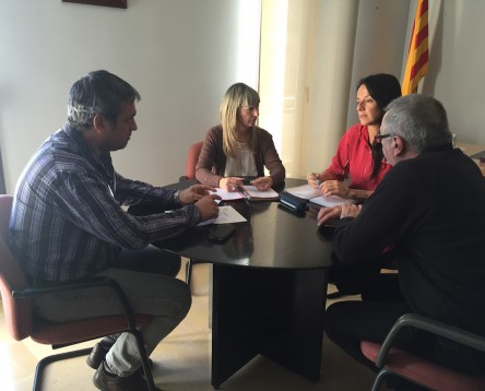 Imatge de la noticia Ribera d'Ebre, Priorat i Terra Alta fan seves les reivindicacions per incloure la R-15 a la xarxa de rodalies i al contracte-programa de Renfe