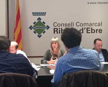 """Imatge de la noticia """"El tancament de la fàbrica de Flix és una mala notícia per tots els pobles i per tota la comarca"""""""