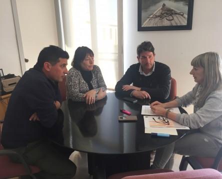 Imatge de la noticia La Ribera d'Ebre desembarca a Itàlia i Àustria per augmentar les exportacions de fruita dolça de la comarca