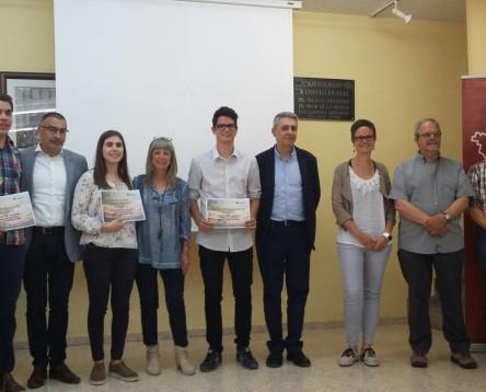 Imatge de la noticia Un treball sobre la toponímia d'Ascó en l'obra de Carmel Biarnès i Andreu Carranza guanya el VII Premi de Treballs de Recerca sobre la Ribera d'Ebre
