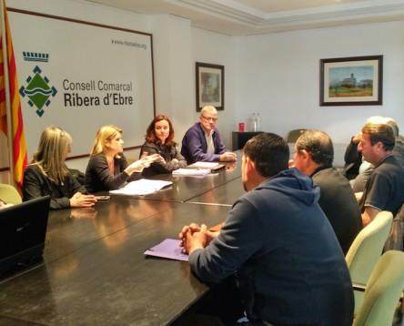Imatge de la noticia En marxa un nou Pla d'Ocupació per al manteniment d'entorns urbans de la Ribera d'Ebre