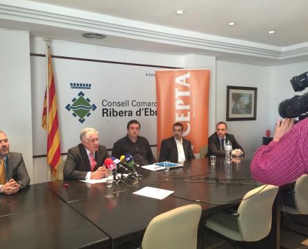 Imatge de la noticia La Ribera organitza una Jornada Comarcal per debatre amb els empresaris i emprendors els reptes de futur de la comarca