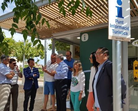 Imatge de la noticia Nous equipaments a Miravet, Móra d'Ebre i el GR-99 per promocionar i millorar els actius turístics de la Ribera d'Ebre