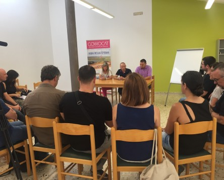 Imatge de la noticia El coworking rural s'obre pas com a model per als emprenedors que volen establir-se a la Ribera d'Ebre