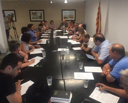 Imatge de la noticia El Consell Comarcal participa en dos projectes territorials que uneixen esforços per al desenvolupament econòmic de la Ribera