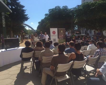Imatge de la noticia Coworkers d'arreu del país es troben a Móra d'Ebre per aprofundir en el coworking com a eina clau per al desenvolupament rural