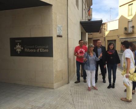 Imatge de la noticia La Ribera d'Ebre disposarà d'una Oficina Jove i ampliarà els servei als joves de tots els pobles