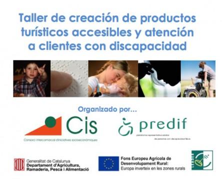 Imatge de la noticia El Consell Comarcal reuneix demà el sector turístic de la Ribera d'Ebre per promoure l'adaptació de la seva oferta a les persones discapacitades