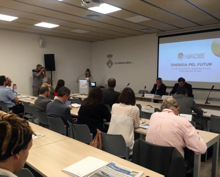 Imatge de la noticia El Consell Comarcal dóna suport a la MADE en la recerca d'un model energètic més sostenible per a la Ribera d'Ebre