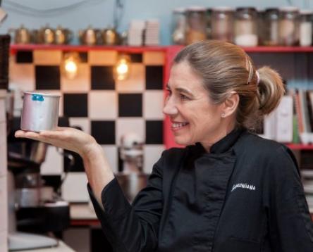Imatge de la noticia La cuinera Ada Parellada, protagonista de la darrera sessió del seminari per a millorar la competitivitat de les empreses del sector turístic de la Ribera d'Ebre