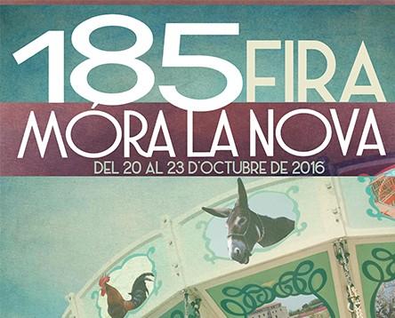 Imatge de la noticia El Consell promocionarà la comarca i el seu comerç a la 185a Fira Multisectorial de Móra la Nova