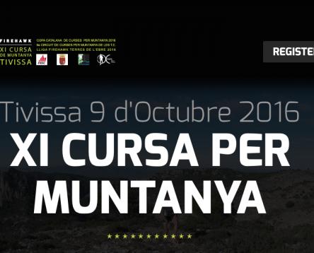 Imatge de la noticia Més de 120 voluntaris i de 250 corredors a la XIa Cursa de Muntanya de Tivissa d'aquest cap de setmana