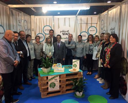 Imatge de la noticia La Ribera d'Ebre presenta la nova marca 'Pobles Vius' per promocionar el comerç de la comarca