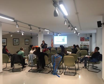 Imatge de la noticia Més de 70 persones en recerca activa de feina s'han format durant el 2016 en el marc del programa Ribera d'Ebre VIVA