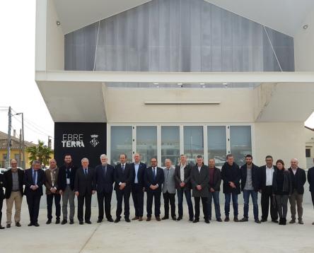 Imatge de la noticia El Consell Comarcal de la Ribera d'Ebre aposta per la promoció coordinada del territori amb la signatura de l'onzè Conveni Corner