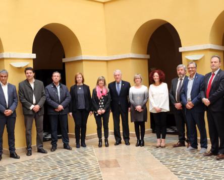 Imatge de la noticia La Ribera d'Ebre posa en marxa un nou Pla d'Ocupació gràcies a un conveni amb la Diputació de Tarragona
