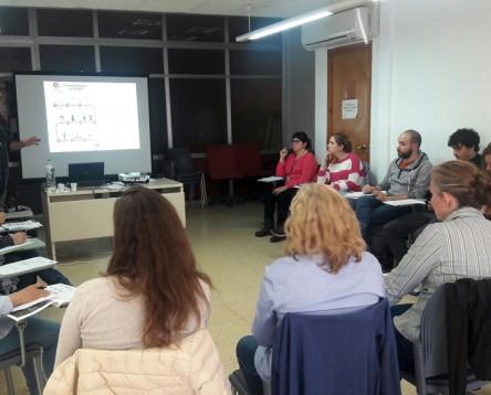 Imatge de la noticia L'èxit del curs d'habilitats comunicatives fa que es programi una sessió pràctica per als seus alumnes