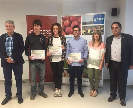 Imatge de la noticia Ariadna Julian guanya el VIII Concurs de Treballs de Recerca de BAT sobre la Ribera d'Ebre amb el seu estudi de 'L'herència mediambiental de Flix'