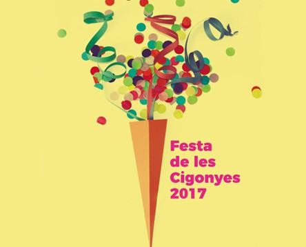 Imatge de la noticia La Festa de les Cigonyes fa 15 anys amb l'homenatge als més de 170 infants nascuts el 2016 a la Ribera d'Ebre