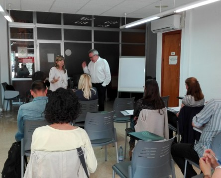 Imatge de la noticia Una quinzena d'empresaris i treballadors riberencs aprofundeixen en l'anàlisi i control de costos