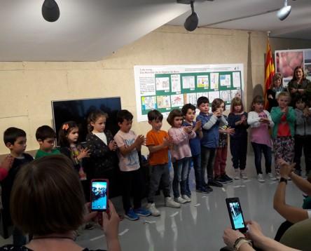 Imatge de la noticia La Ribera d'Ebre promou la higiene de mans amb tallers i un concurs de dibuix a les escoles