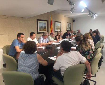 Imatge de la noticia Barbero (ERC) i Benaiges (PDCat) s'acomiaden del Consell destacant la bona entesa comarcal
