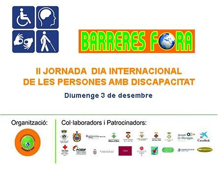 Imatge de la noticia Jornada d'activitats per celebrar el Dia Internacional de les persones amb Discapacitat a la Ribera d'Ebre