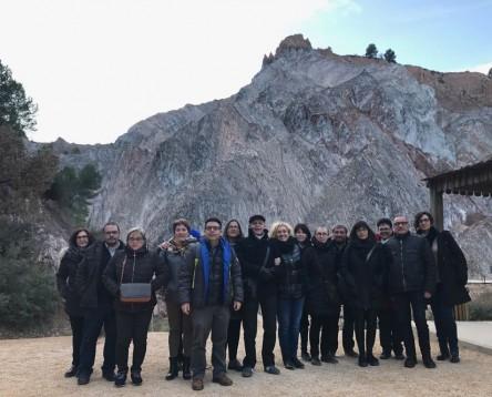 Imatge de la noticia Comerciants de la Ribera visiten Cardona per conèixer el projecte de dinamització del municipi