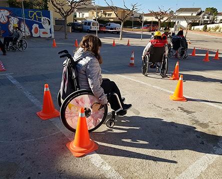 Imatge de la noticia La Ribera vol Barreres Fora en el Dia Internacional de les persones amb Discapacitat