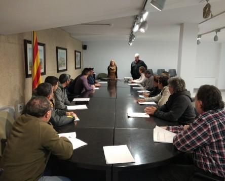 Imatge de la noticia Quinze riberencs comencen a treballar reforçant les brigades dels ajuntaments de la comarca