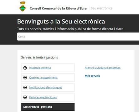 Imatge de la noticia El Telecentre de la Ribera permet donar-se d'alta l'idCAT mòbil per facilitar els tràmits electrònics als ciutadans