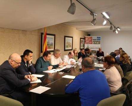 Imatge de la noticia El Consell Comarcal aprova un pressupost de gairebé 6 milions d'euros per a l'any 2018