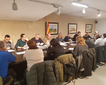 Imatge de la noticia El Consell Comarcal aprova el cofinançament dels Serveis Socials que es presten als municipis riberencs