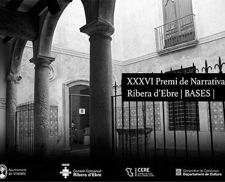 Imatge de la noticia La Ribera d'Ebre, referent de les lletres catalanes, amb quatre convocatòries obertes de premis literaris