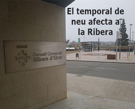 Imatge de la noticia Suspès per demà dimecres el transport comarcal escolar i adaptat a la Ribera d'Ebre