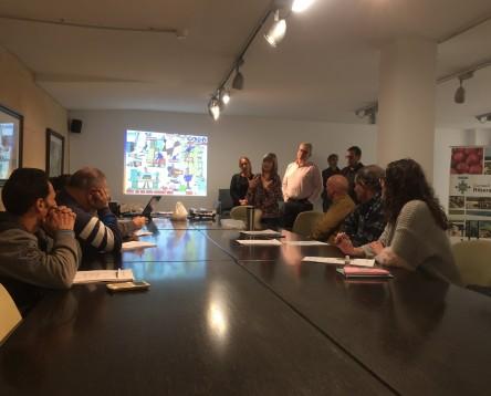 Imatge de la noticia Sis riberencs reforçaran les brigades dels ajuntaments de la comarca gràcies al programa Enfeina't
