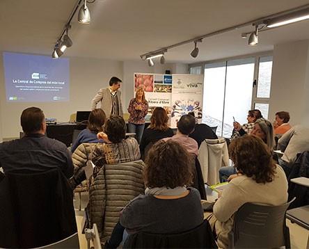 Imatge de la noticia Una trentena de tècnics ebrencs participen en la jornada sobre la nova Llei de Contractes