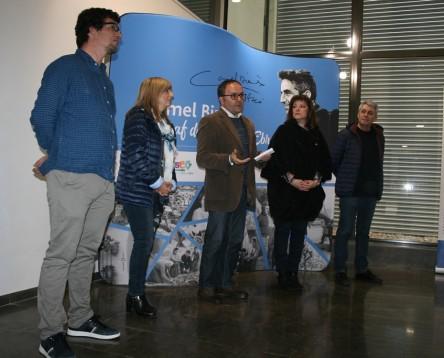 Imatge de la noticia Arriba a Tortosa l'exposició 'Carmel Biarnés, fotògraf de la Ribera d'Ebre'