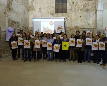 Imatge de la noticia Tot a punt a la Serra d'Almos per celebrar aquest diumenge la 15a edició de la Festa de la Clotxa de la Ribera d'Ebre