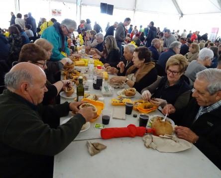 Imatge de la noticia Els restaurants riberencs serveixen 667 menús durant les Jornades Gastronòmiques de la Clotxa