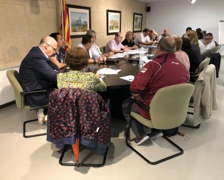 Imatge de la noticia El Ple del Consell aprova els convenis amb els 7 ajuntaments que executen inversions amb el FEDER